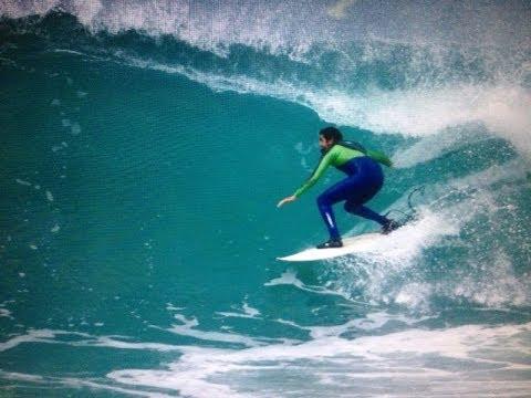 第34話 【Surf Tripに行きたくなる動画】 Barrels Made in Morocco!!