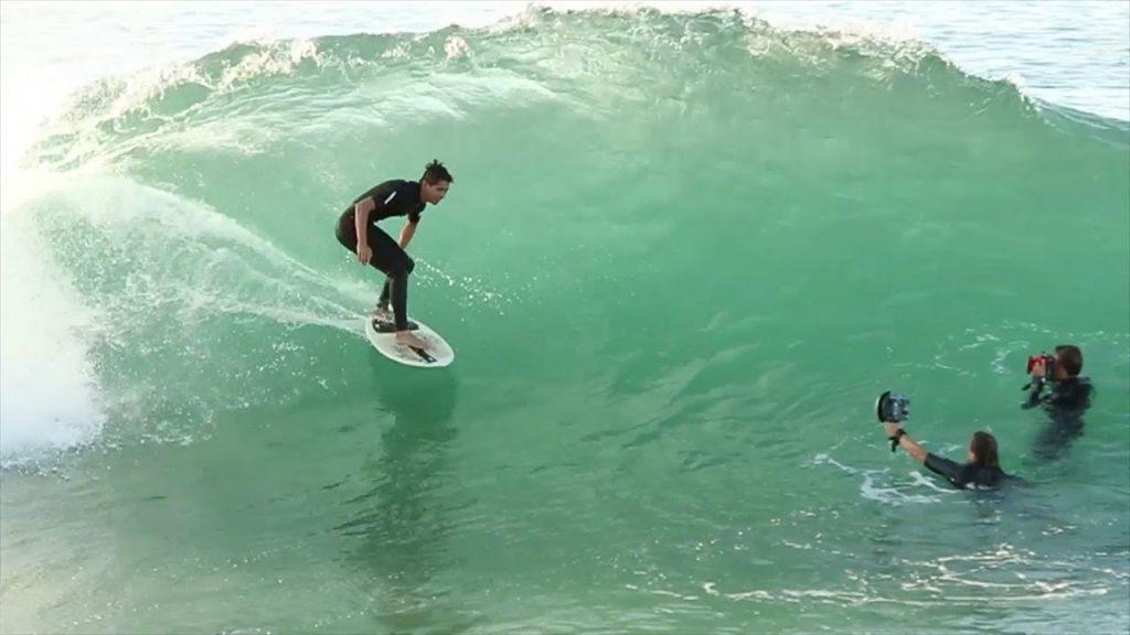 第35話 【Surf Tripに行きたくなる動画】 Skimboard at the Wedge!!