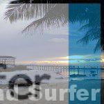 フィリピン、シャルガオ島のクラウド9の波は??