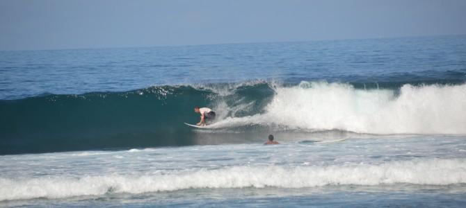 第13話 ロンボク島・MAWIの波