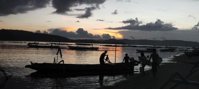 第12話 今度は雨期のロンボク島へSurf Trip