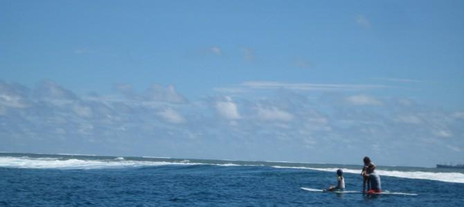 第8話 ポンペイ島の波