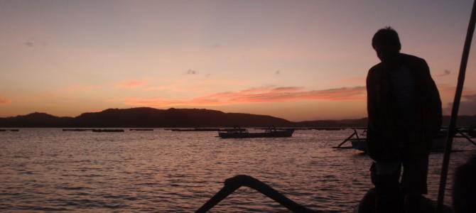 第10話 インドネシア・ロンボク島の波