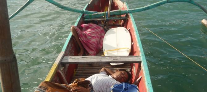 第11話 ロンボク島のメローな波