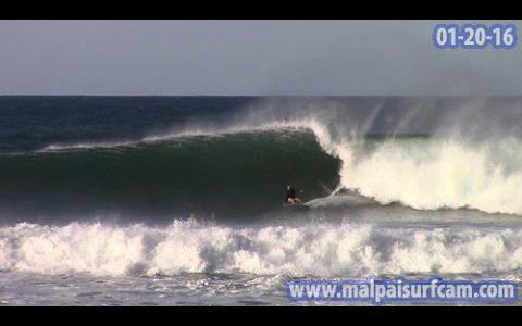 第39話 Costa Ricaの秘境にある波